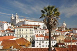 Sao Vicente church, Lisbon